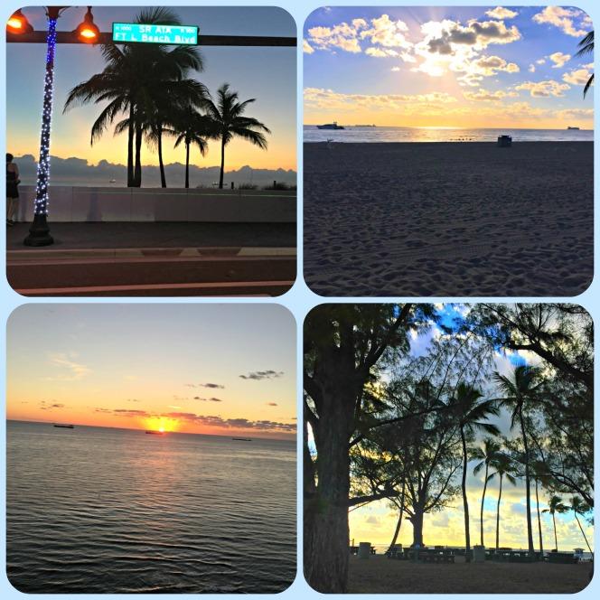 beach-collage